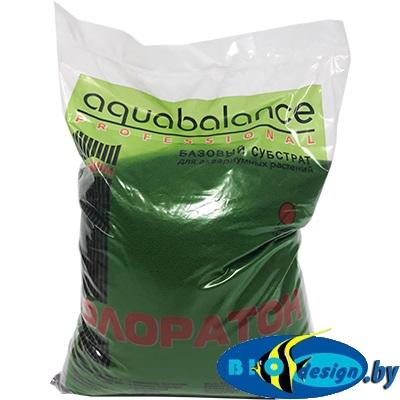 AQUABALANCE PROFESSIONAL PREMIUM Базовый субстрат ФЛОРАТОН 5,8 л на аквариум 50-80 литров