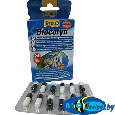 Биологический фильтр воды Tetra BioCoryn 1 капсула