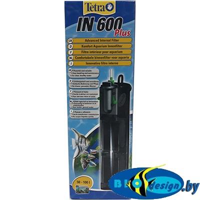 Фильтр для аквариума Tetra IN 600 plus 300-600 л/ч (50-100 литров)