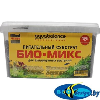 Питательный субстрат Био-Микс 5.8 литра на аквариум 80-120 литров