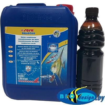 Кондиционер для воды Sera Aquatan 500 мл (на разлив)
