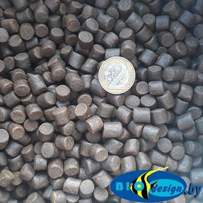 Корм для осетровых прудовых рыб Le Gouessant Sturgeon Grower (Франция) №9 (9 мм) развес 1 кг