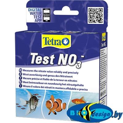 Tetra Test NO3 - тест для точного определения количества нитратов в аквариуме