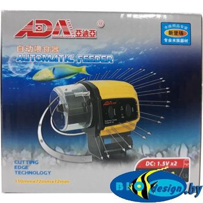 Автоматическая кормушка для аквариума Dimei ZW-66